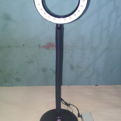 The Solar Lantern With 24 Leds In Ring Formation