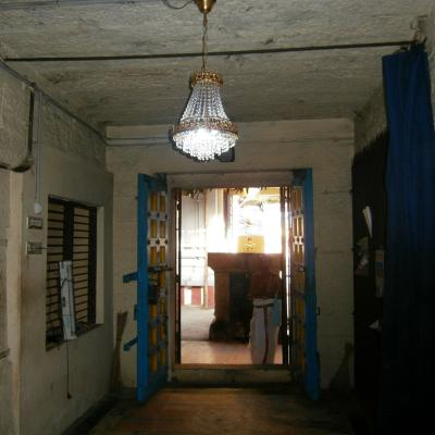 Led Chandelier In Sannadhi
