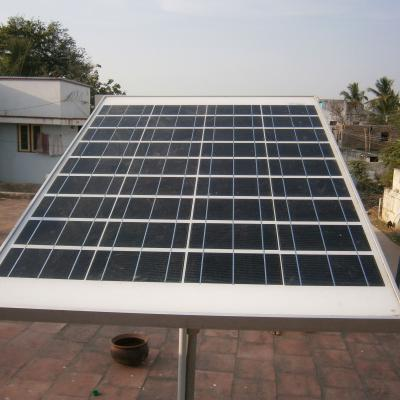 Solar Panel Installation In Temple