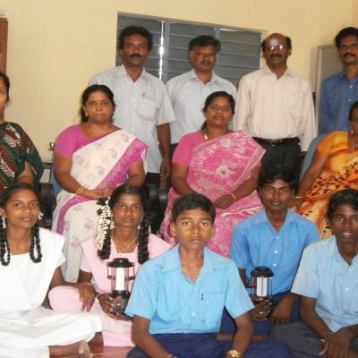Teachers A Student Beneficiaries