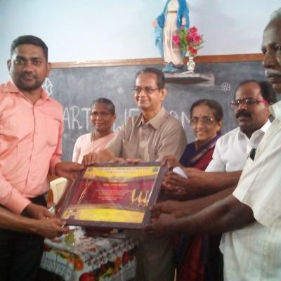11 Selco Awarded By Lions Club Of Tirunelveli Green City
