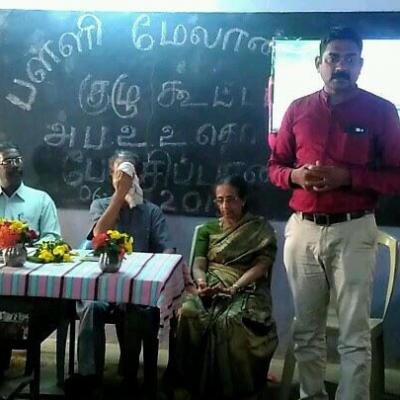 Nambirajan Selco Explaining The Technical Aspects Of The System
