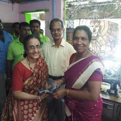 Solar Sewing Centre Theroor Inauguration 26 Sep 2019