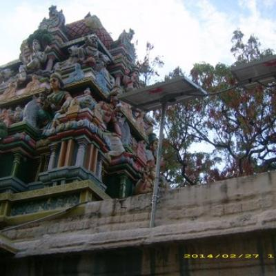 Solar Technology Merging With Temple Architecture