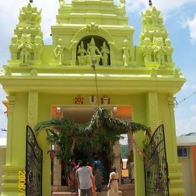 Vilacheri Shrirama Temple P 07 Commissioning 21 Aug 2014 3