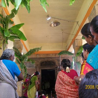 Vilacheri Shrirama Temple P 07 Commissioning 21 Aug 2014 6